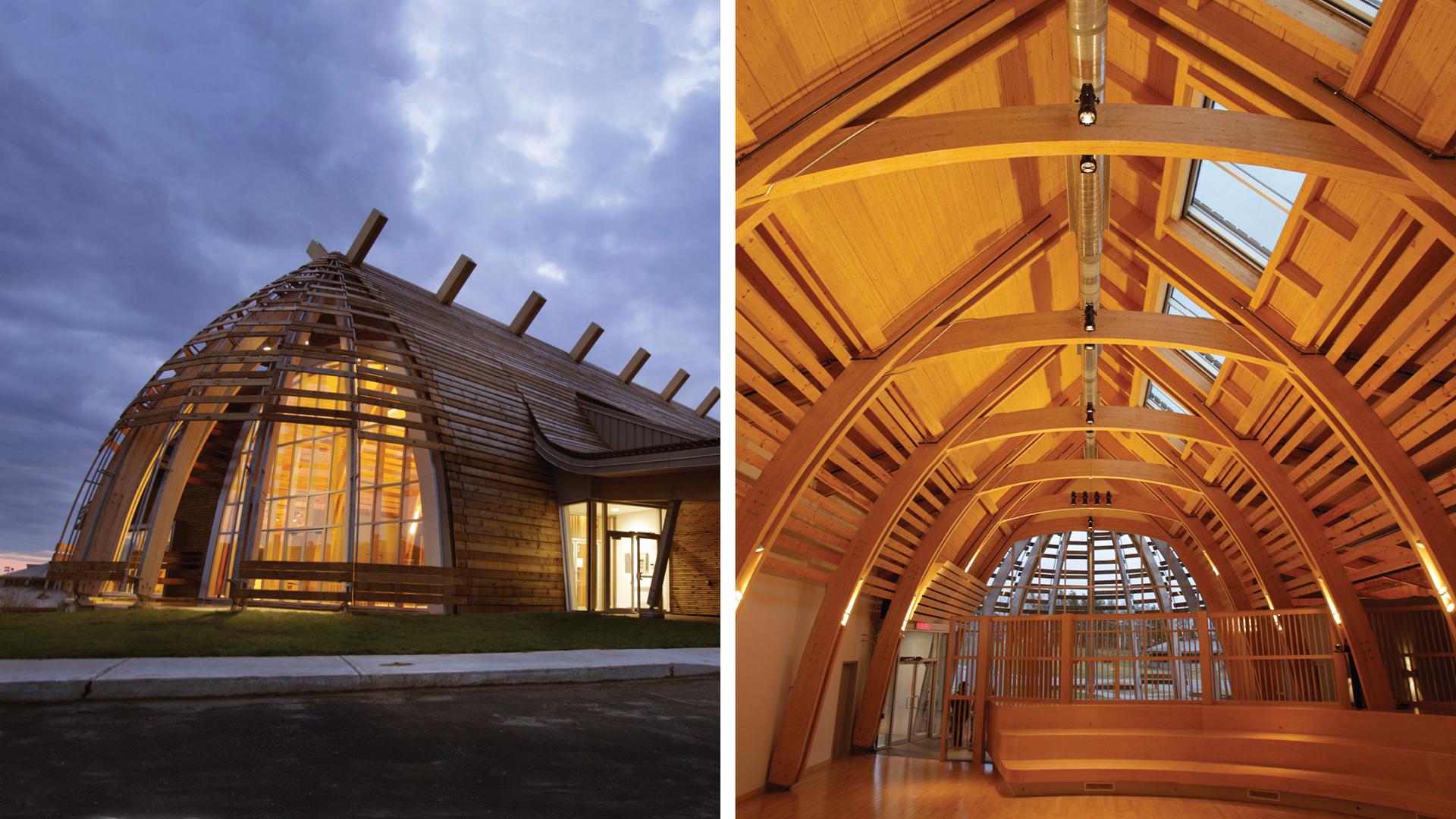 Nordic Structures | nordic.ca | Bois d'ingénierie