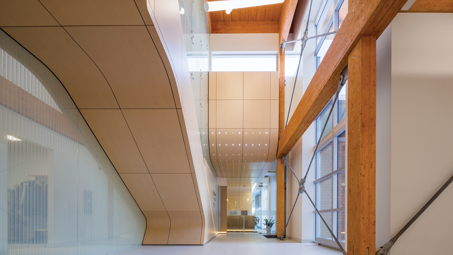 Nordic Structures Nordic Ca Engineered Wood Projects