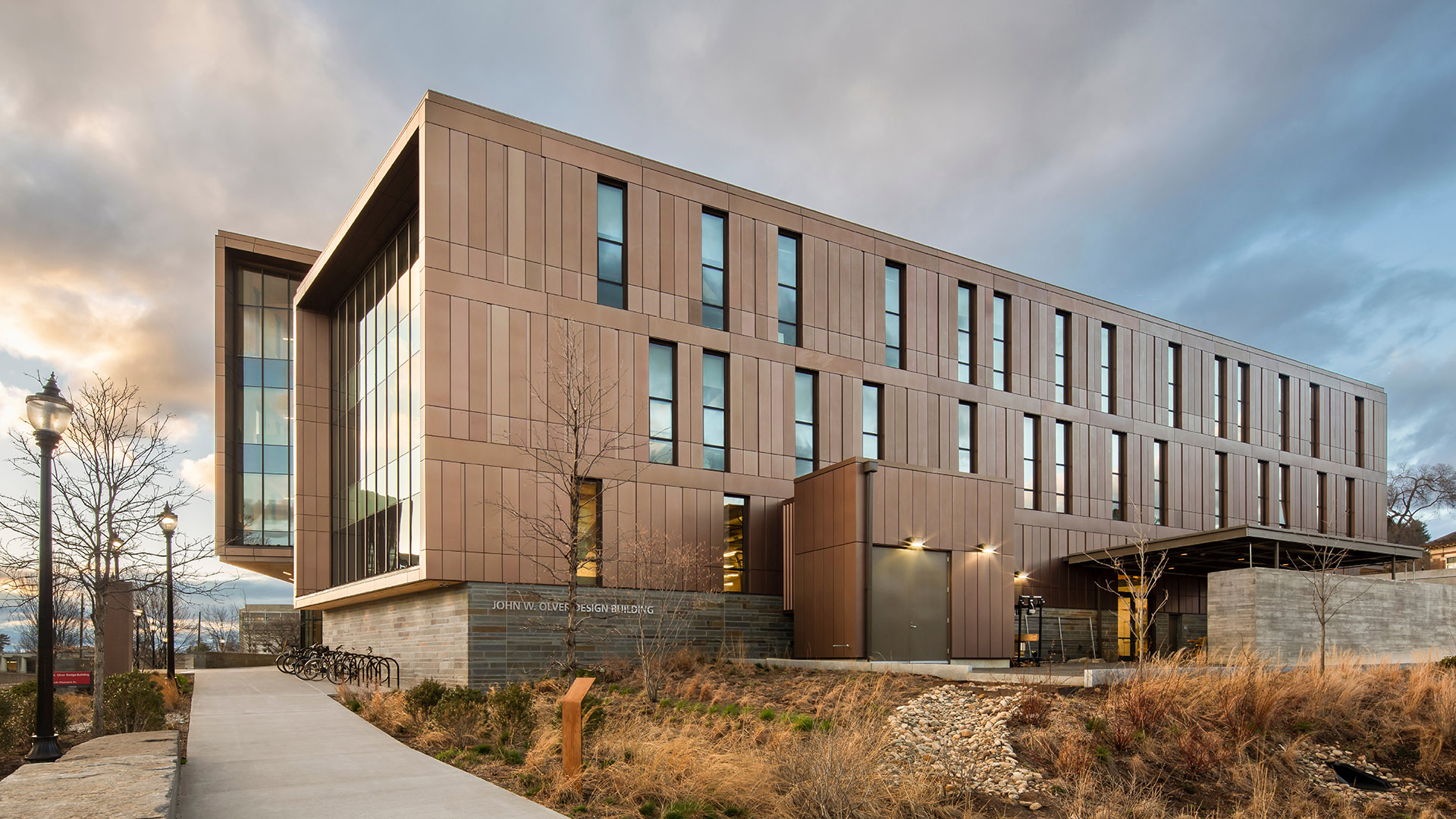 Nordic Structures Engineered Wood Projects Structures Umass Design Building
